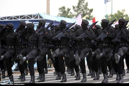 عکس های سربازان امام زمان